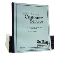 Public Housing Customer Service Workbook